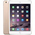 Apple iPad Mini 3 Retina wi-fi + LTE 64gb Gold