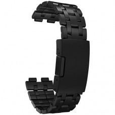 Pebble Steel Bracelet - стальной ремешок для Pebble Steel (Black)
